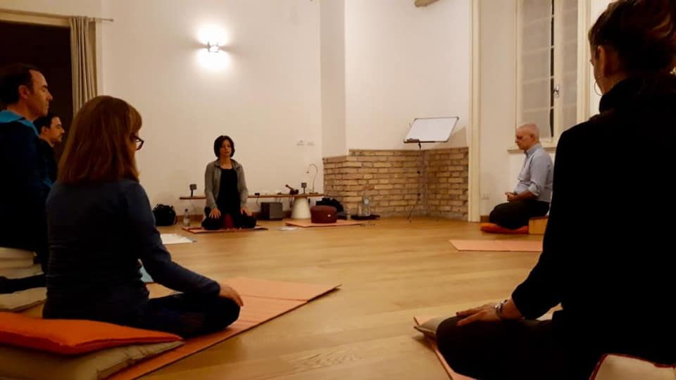 Protocollo MBSR (Mindfulness Based Stress Reduction) 14 novembre 19