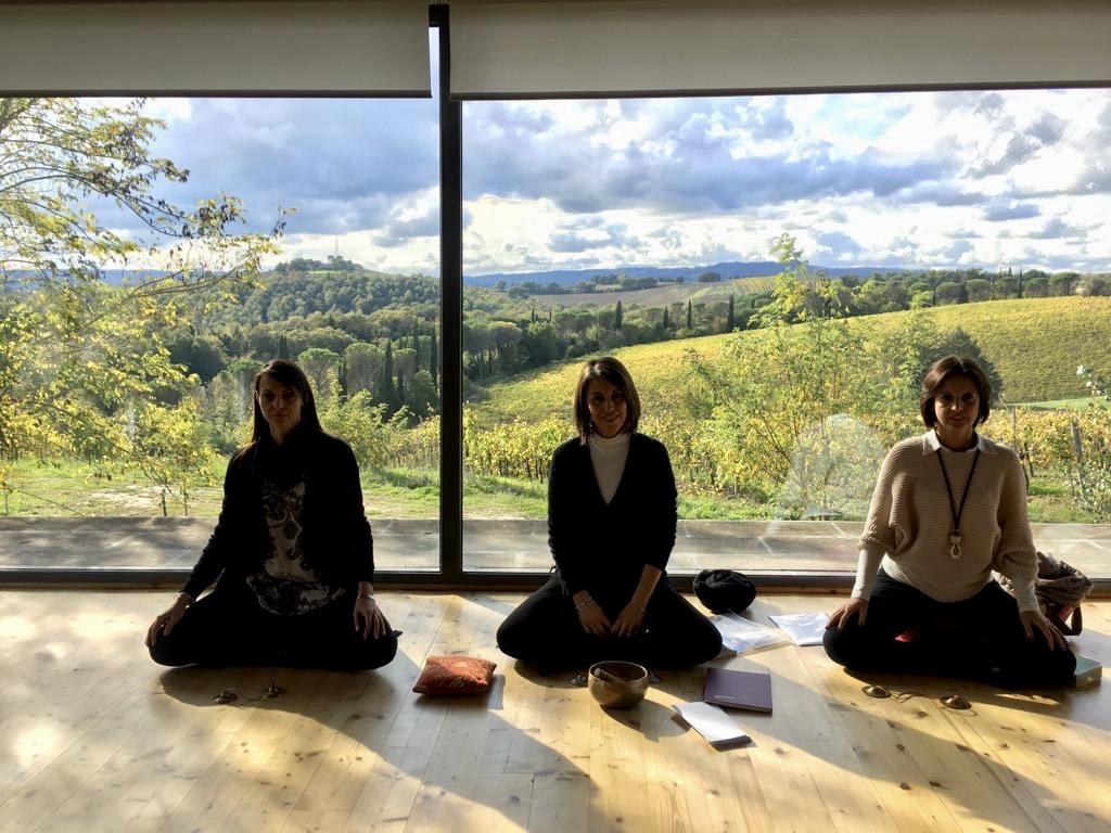 ritiro di Mindfulness