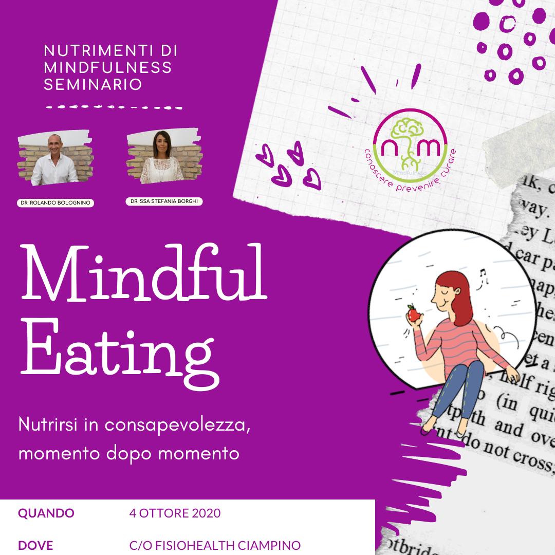 Mindful Eating – seminario